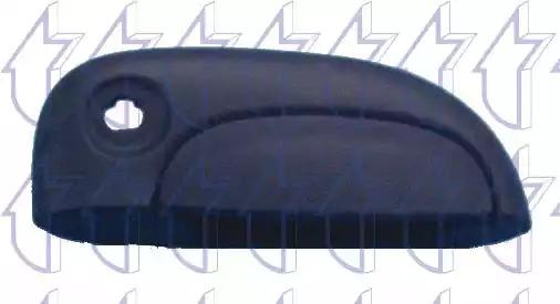 Облицовка бампера TRICLO 125016