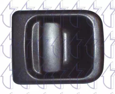 Облицовка бампера TRICLO 125450