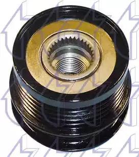 Шкив генератора TRICLO 422156