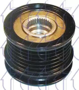 Шкив генератора TRICLO 423236