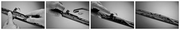 Щетка стеклоочистителя TRICO EF450