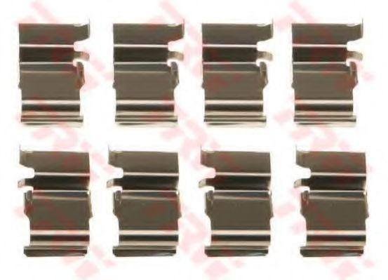 Скобы тормозных колодок TRW PFK439
