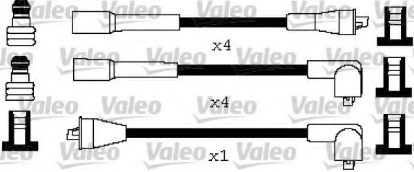 Провода высоковольтные VALEO 346591