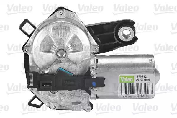 Двигатель стеклоочистителя VALEO 579712