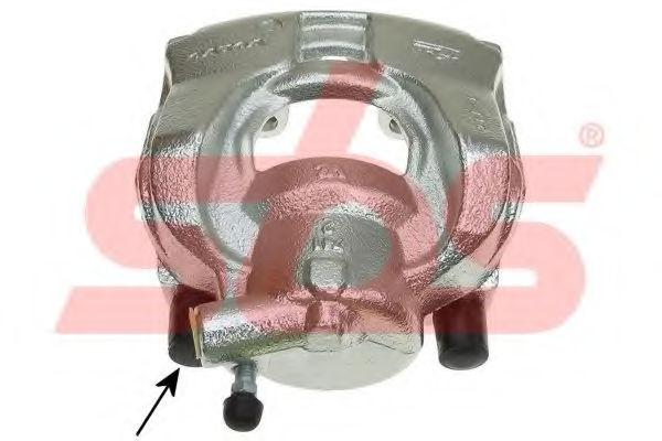 Тормозной суппорт sbs 13012125179