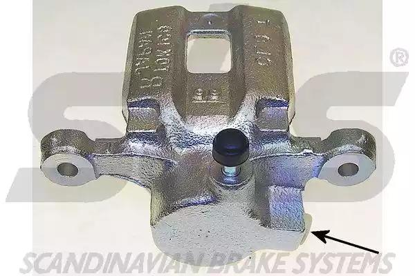 Тормозной суппорт sbs 1301214405